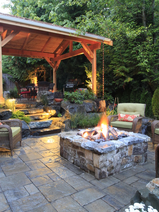 30 Impressive Patio Design Ideas - Style Motivation