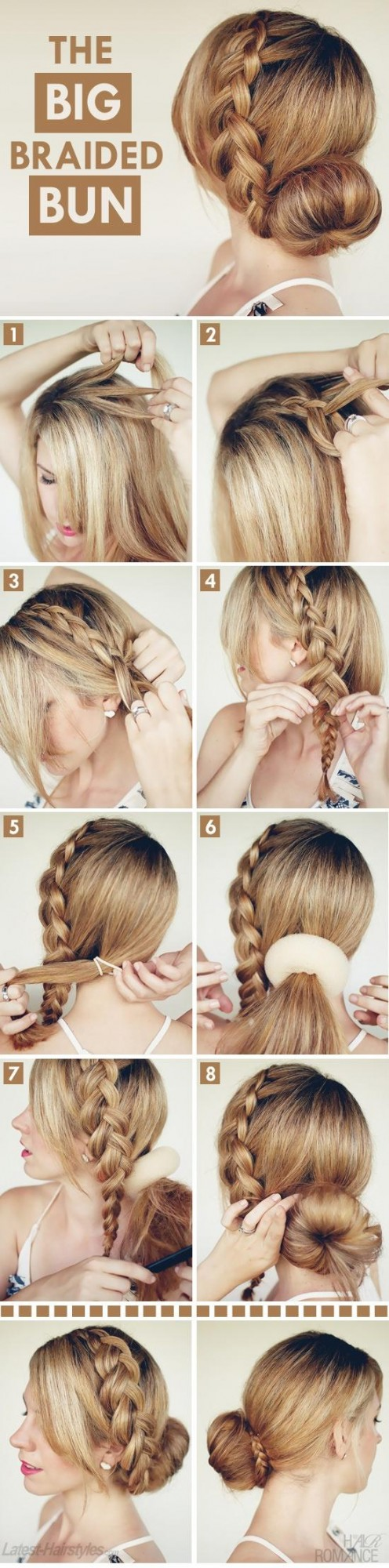 Awe Inspiring 32 Amazing And Easy Hairstyles Tutorials For Hot Summer Days Hairstyle Inspiration Daily Dogsangcom