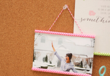 13 DIY Frames for your Wonderful Photo Memories -