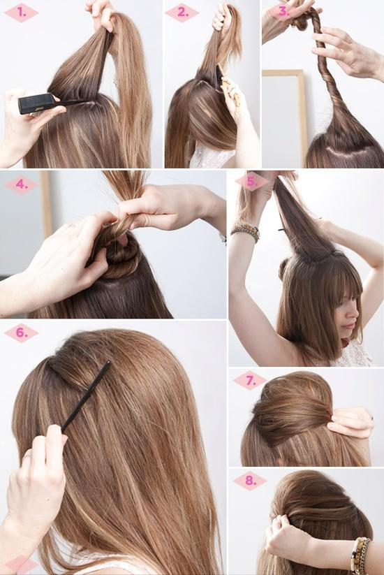 Stupendous 32 Amazing And Easy Hairstyles Tutorials For Hot Summer Days Hairstyles For Men Maxibearus
