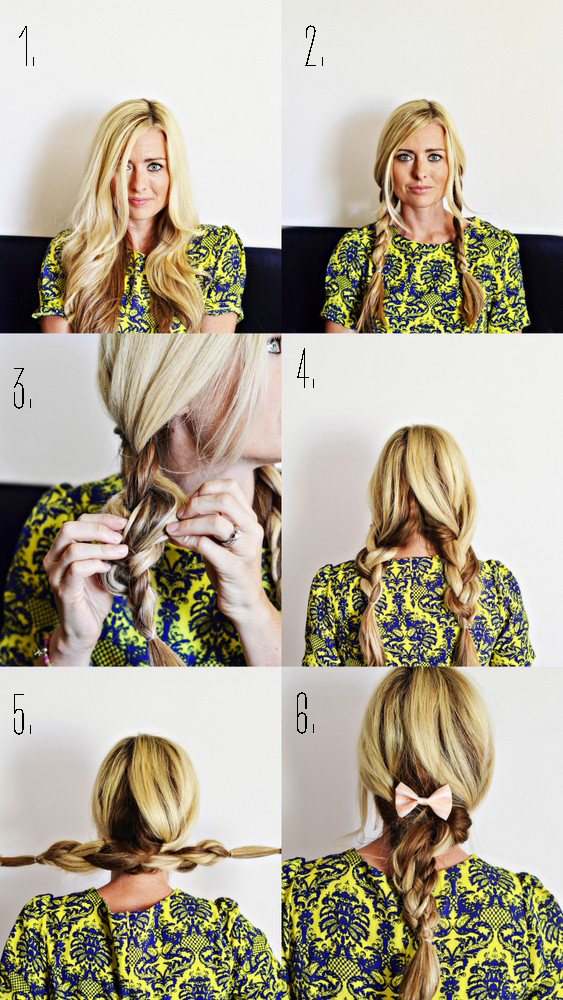 32 Amazing and Easy Hairstyles Tutorials for Hot Summer ...