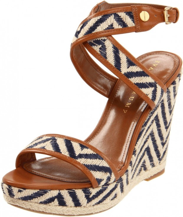 25 Amazing  Wedge Sandals for This Summer (10)