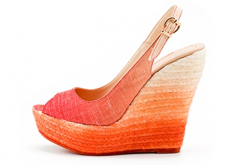 25 Amazing  Wedge Sandals for This Summer (12)