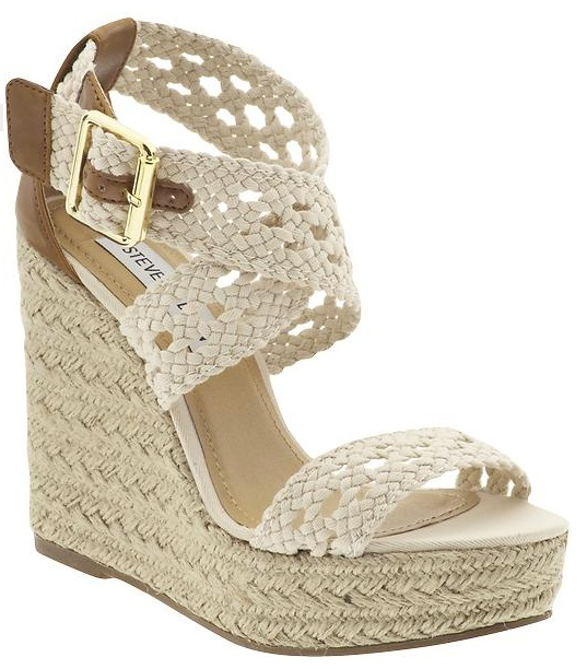 25 Amazing  Wedge Sandals for This Summer (14)