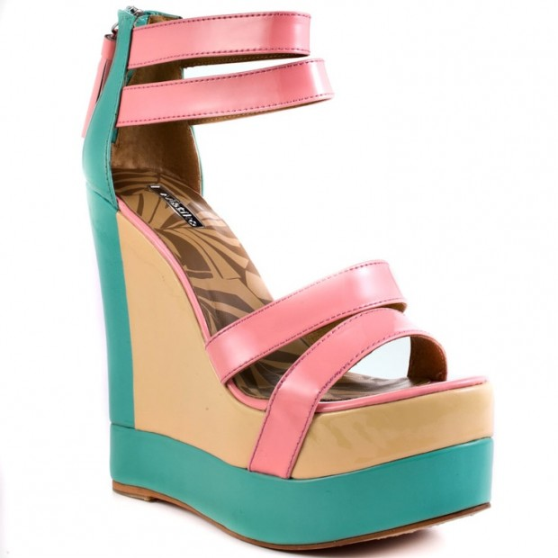 25 Amazing  Wedge Sandals for This Summer (17)