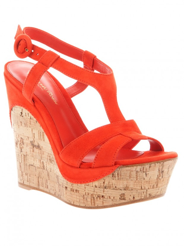 25 Amazing  Wedge Sandals for This Summer (18)