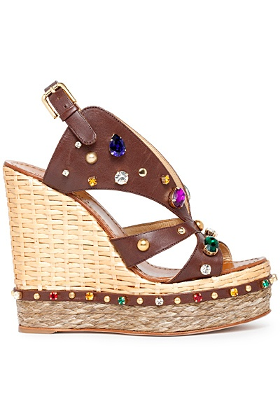 25 Amazing  Wedge Sandals for This Summer (20)