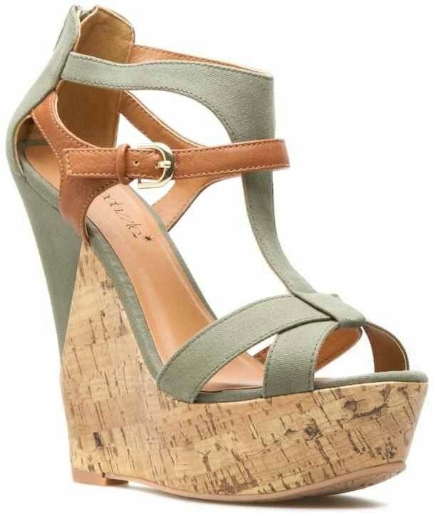 25 Amazing  Wedge Sandals for This Summer (21)