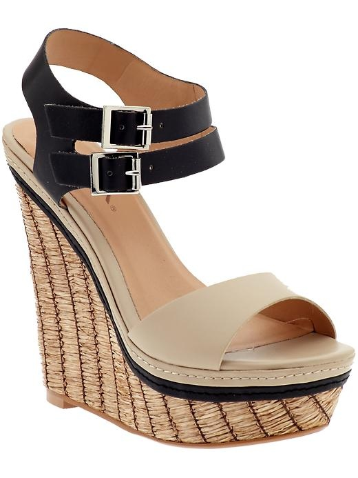 25 Amazing  Wedge Sandals for This Summer (3)