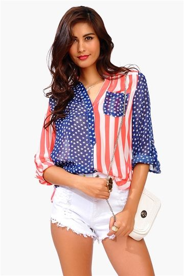26 Amazing Outfit Ideas for 4th of July (10)