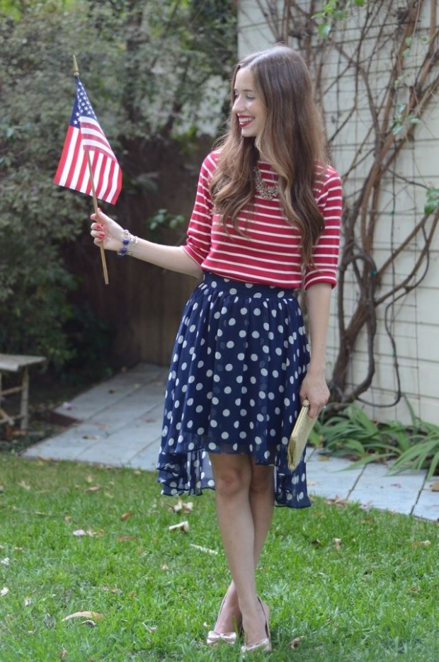 26 Amazing Outfit Ideas for 4th of July (17)