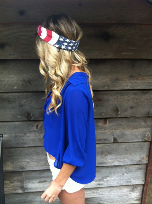 26 Amazing Outfit Ideas for 4th of July