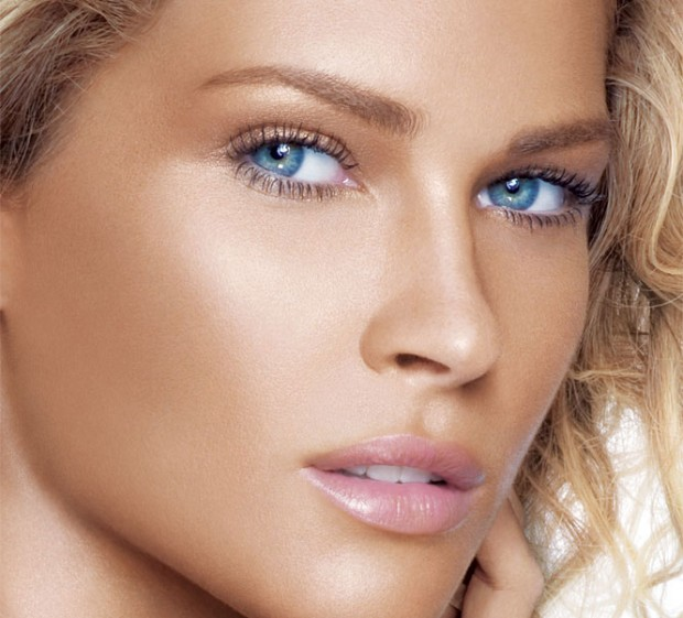 29 Photos of Tips and Gorgeous Makeup Ideas with Bronzer for The Summer (1)
