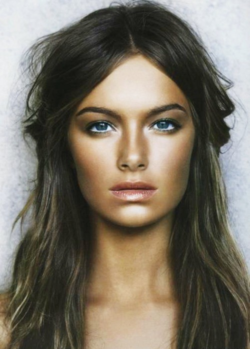 29 Photos of Tips and Gorgeous Makeup Ideas with Bronzer for The Summer (11)