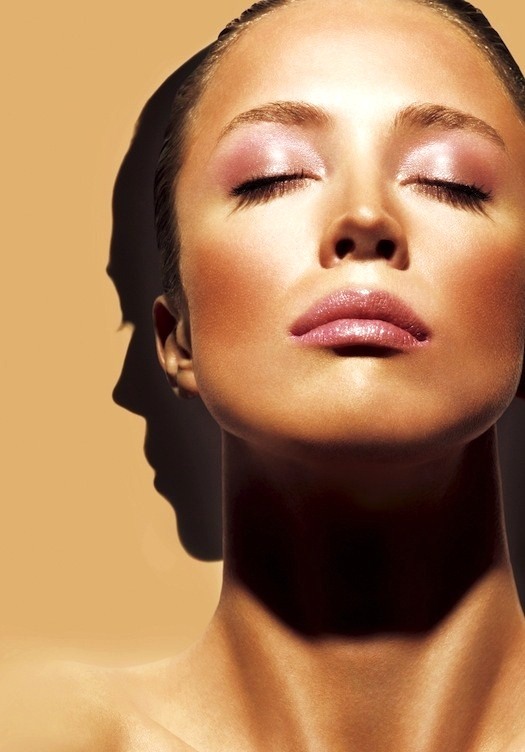 29 Photos of Tips and Gorgeous Makeup Ideas with Bronzer for The Summer (12)