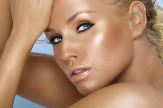 29 Photos of Tips and Gorgeous Makeup Ideas with Bronzer for The Summer (15)