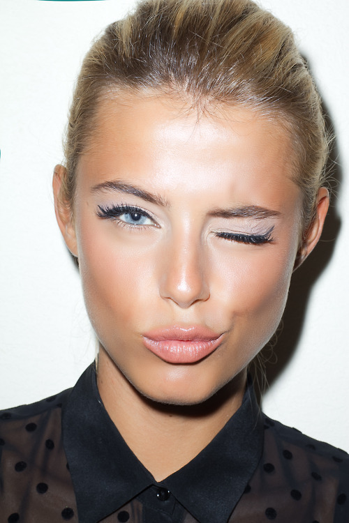 29 Photos of Tips and Gorgeous Makeup Ideas with Bronzer for The Summer (2)