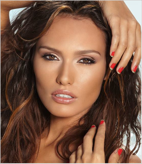 29 Photos of Tips and Gorgeous Makeup Ideas with Bronzer for The Summer (24)