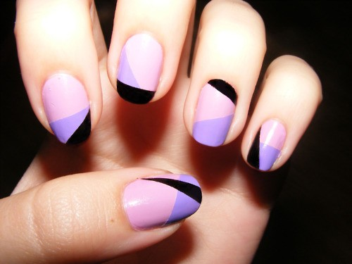 32 Amazing DIY Nail Art Ideas Using Scotch Tape - Style Motivation on nail designs for short nails to do at home, easy to do art, cute easy nails designs do home, easy birthday cakes at home, easy exercise routines at home, art to do at home, easy spa treatments at home, easy nail designs for home, nail designs do it yourself at home, easy hair removal at home, easy diy at home, gel nail polish at home, easy at home halloween costumes, easy to do toenail designs, easy tattoo designs, easy ceramic projects, cute nail designs to do at home, nail designs from home, easy cardio workout at home, easy makeup at home,