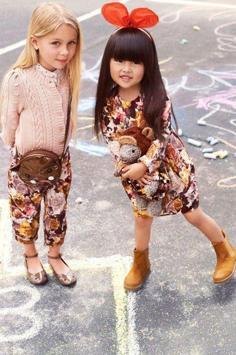 kids fashion trends