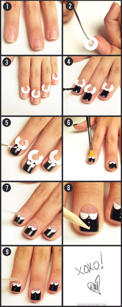 39 Interesting Nail Art Tutorials (10)
