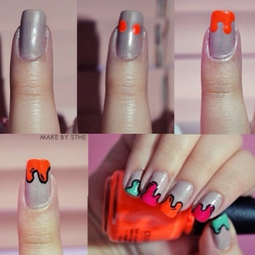 39 Interesting Nail Art Tutorials (11)