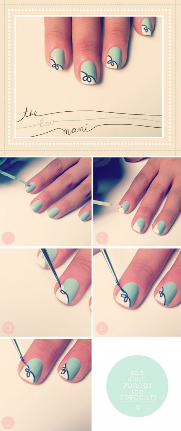 39 Interesting Nail Art Tutorials (12)