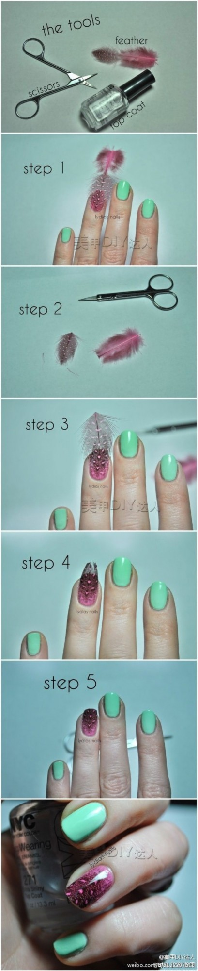 39 Interesting Nail Art Tutorials (16)