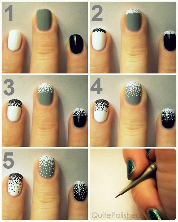 38 Interesting Nail Art Tutorials - Style Motivation