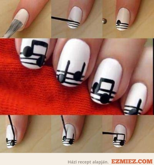 39 Interesting Nail Art Tutorials (19)