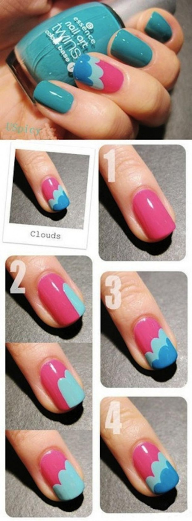 39 Interesting Nail Art Tutorials (20)