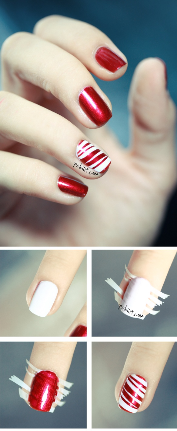 39 Interesting Nail Art Tutorials (23)