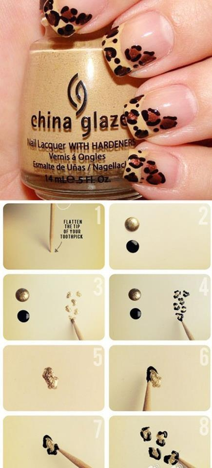 38 Interesting Nail Art Tutorials Style Motivation