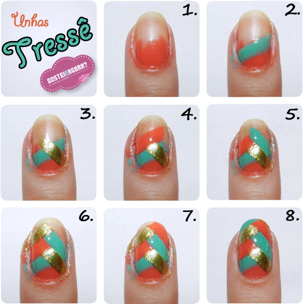 39 Interesting Nail Art Tutorials (36)
