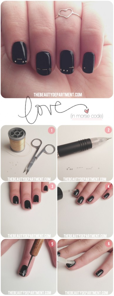39 Interesting Nail Art Tutorials (6)