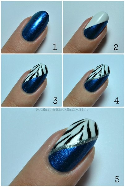 39 Interesting Nail Art Tutorials (9)
