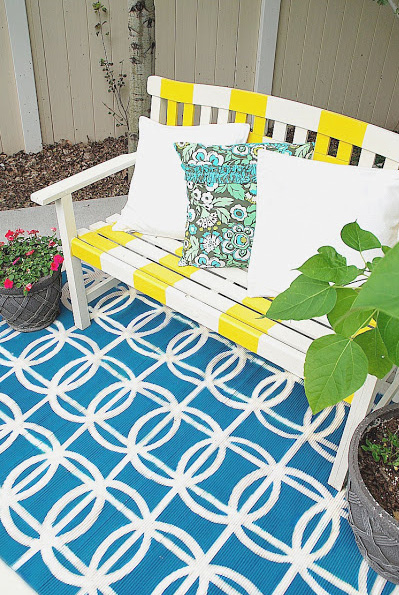 10 DIY Outdoor Furniture Pieces
