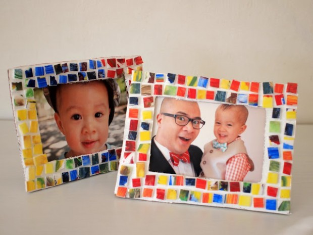 13 Diy Frames For Your Wonderful Photo Memories Style