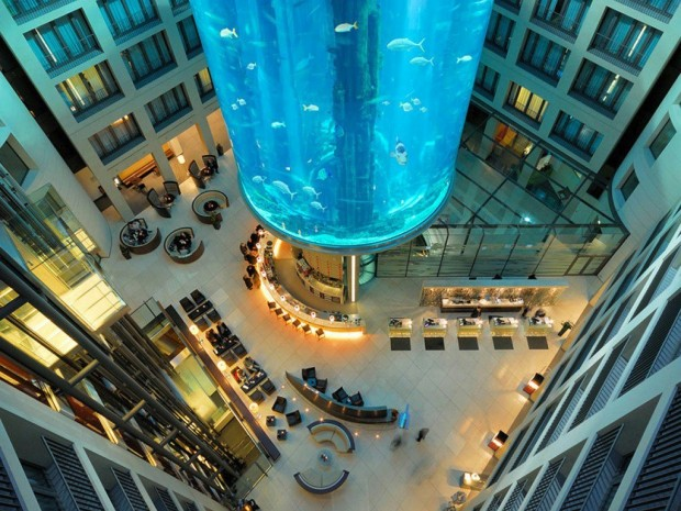 10 most spectacular hotels in the world style motivation for Most stylish hotels in the world