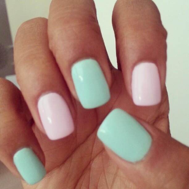 Nail Polish Colors Trends for Summer 2013 - Style Motivation