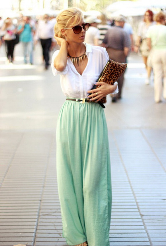 Palazzo Pants  New Trend for Summer 2013