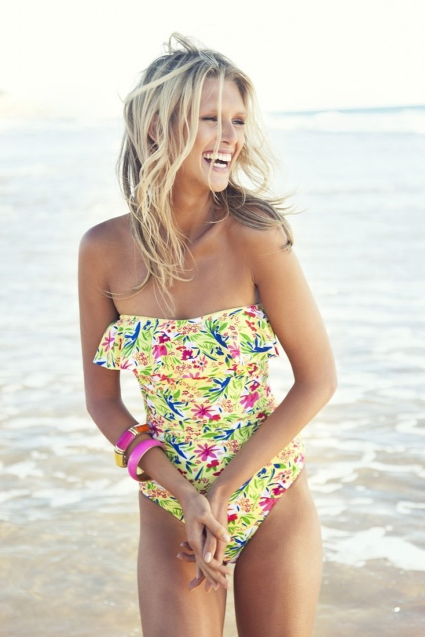 The Hottest Trend for Summer Floral Print (1)