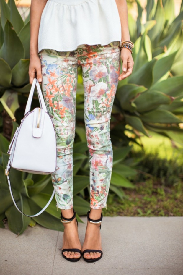 The Hottest Trend for Summer Floral Print (11)