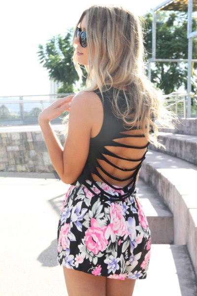The Hottest Trend for Summer Floral Print (17)