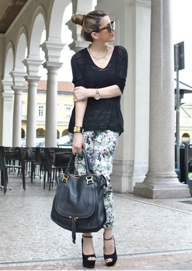 The Hottest Trend for Summer Floral Print (19)