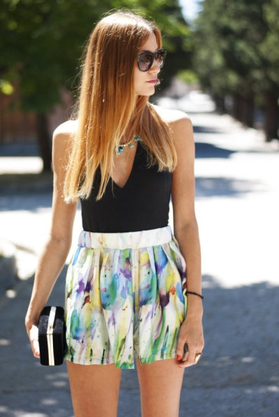 The Hottest Trend for Summer Floral Print (22)