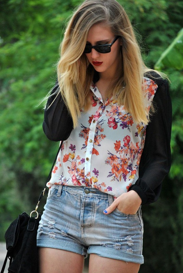 The Hottest Trend for Summer Floral Print (28)