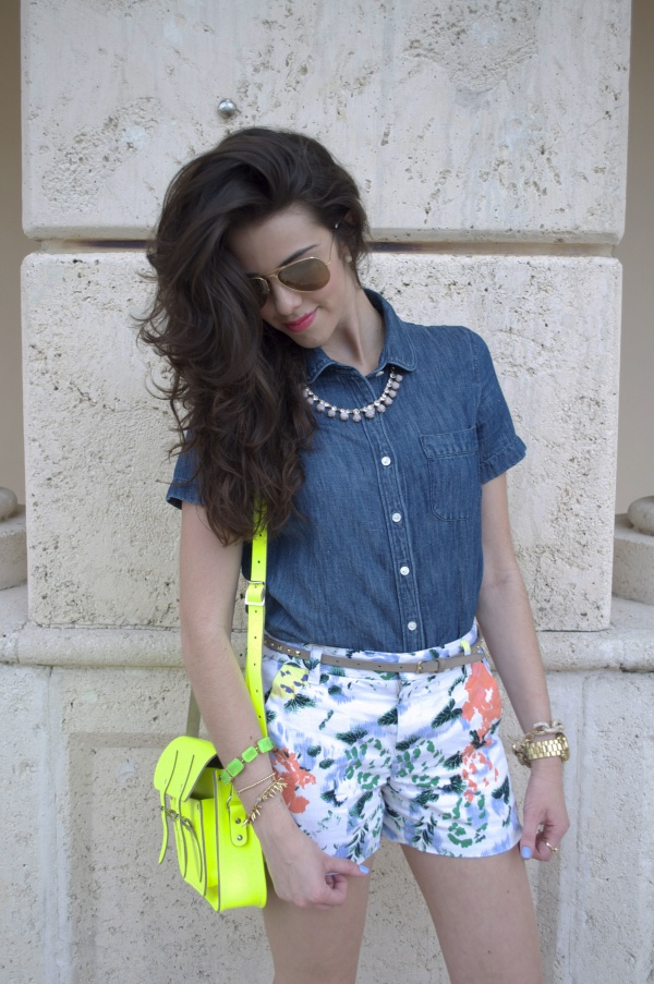 The Hottest Trend for Summer Floral Print (30)