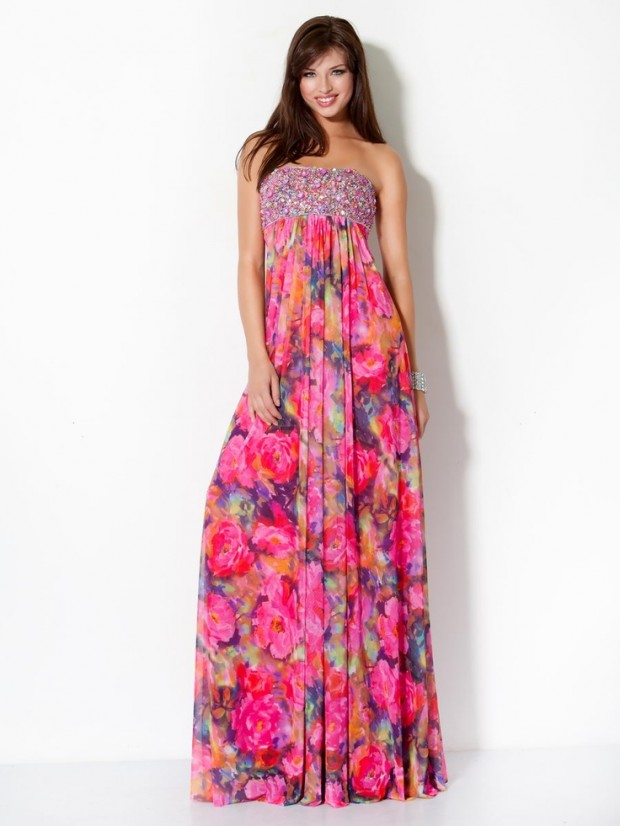The Hottest Trend for Summer Floral Print (4)