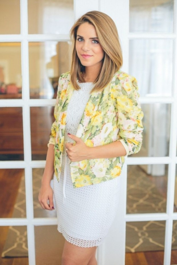 The Hottest Trend for Summer Floral Print (6)